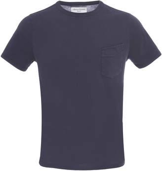 Officine Generale Pocket Cotton T-Shirt