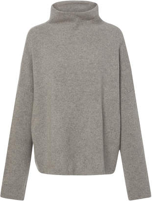 Vince Wool-Cashmere Sweater