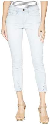 NYDJ Ami Skinny Ankle w/ Star Detail in Palm Desert Women's Jeans
