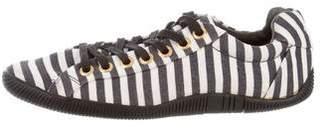 OSKLEN Striped Canvas Sneakers