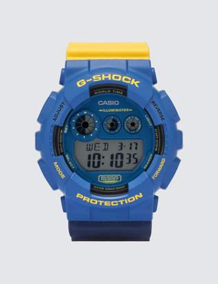 "G-Shock Thomas Marecki X GD120NC ""No Comply"""