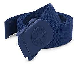 Stone Island Men's Adjustable Textile Belt