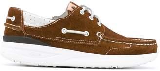 Visvim classic boat shoes
