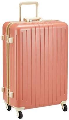 Siffler (シフレ) - [シフレ] ハードフレームスーツケース GREENWORKS(グリーンワークス) シフレ 1年保証 保証付 57L 57 cm 4.5kg コーラルピンク