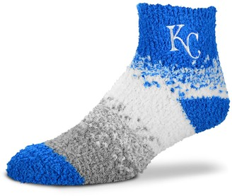 For Bare Feet Women's Kansas City Royals Marquee Sleep Socks