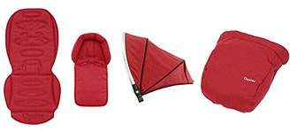babystyle Oyster 2/Max Colour Pack Tango Red