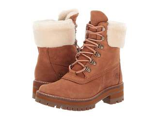 Timberland Courmayeur Valley 6 Boot with Authentic Shearling Lining
