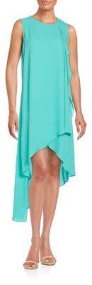 BCBGMAXAZRIAHailey Draped Maxi Dress