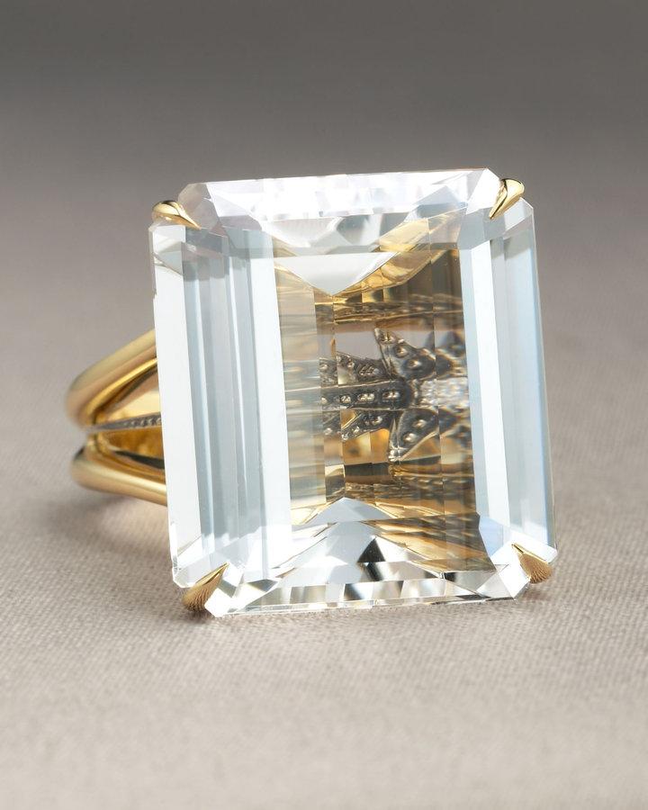H.Stern Crystal Highlight Ring