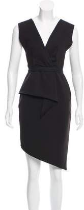 Bec & Bridge Asymmetrical Neoprene Dress