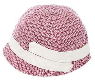 Goorin Bros. Leather-Trimmed Bucket Hat