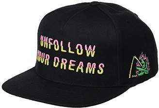 Neff Men's Softcore Snapback Custom Fitted Hats
