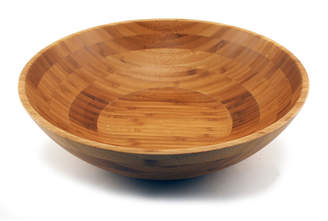 Berghoff Bamboo Salad Bowl