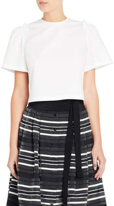 Sass & Bide White Light Top