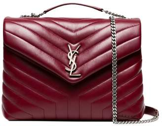 2d54020bf22 Saint Laurent Red Leather Bags For Women - ShopStyle Canada