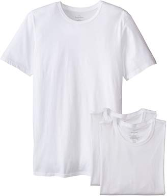 Calvin Klein Men's 3-Pack Cotton Classics Slim Fit Crew Neck T-Shirt