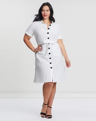 ICONIC EXCLUSIVE - Lola Shirt Dress