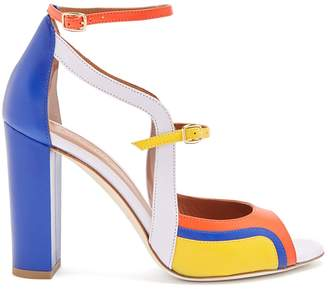 Malone Souliers BY ROY LUWOLT Flan leather pumps