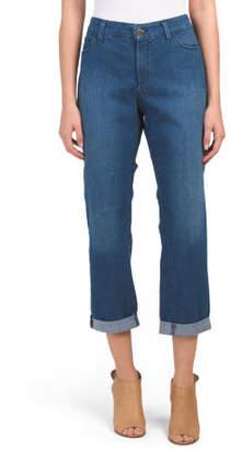 Petite Jessica Boyfriend Jeans