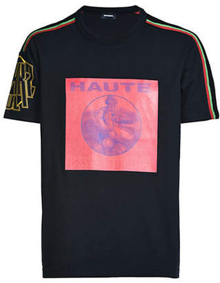 Diesel T-DOCI Graphic T-Shirt