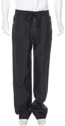 Dolce & Gabbana Wool-Blend Pants