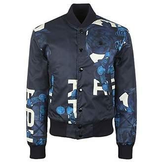 G Star Men's Rackam Sports Padded Bomber Jacket