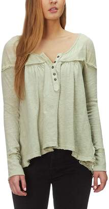 Free People Down Under Henley Top - Women's