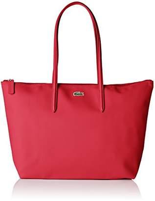 Lacoste Women's NF1888PO Cross-Body Bag, (Virtual Pink), 29.5 x 14 x 35 cm