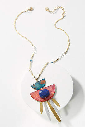 Anthropologie Imogen Pendant Necklace