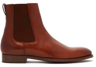 Paul Smith - Joyce Leather Chelsea Boots - Mens - Tan