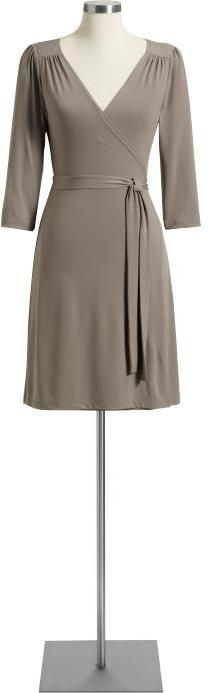 Women's Tie-Front Wrap Dresses