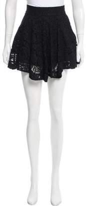 IRO High-Rise Lace Shorts w/ Tags