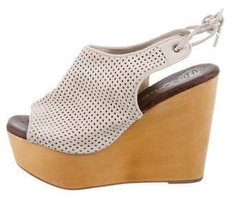 Jeffrey Campbell Platform Wedge Sandals