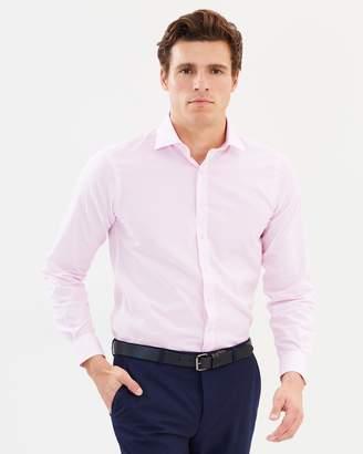 Van Heusen Euro Fit Fine Stripe Shirt