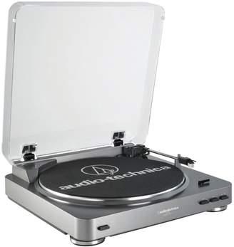 DAY Birger et Mikkelsen Audio Technica Audio-Technica Fully Automatic Belt-Drive Turntable (AT-LP60)