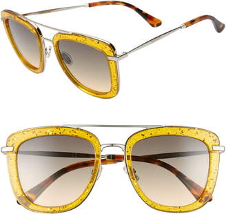 637dcb9a00 Jimmy Choo Yellow Sunglasses For Women - ShopStyle Australia