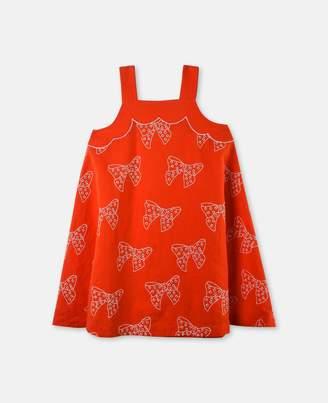 Stella McCartney daffodil bows dress
