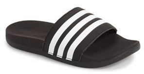 Boy's Adidas 'Adilette Plus' Sandal