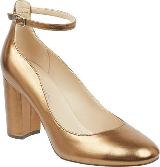 Marc Fisher Imagie 3 Leather Pump
