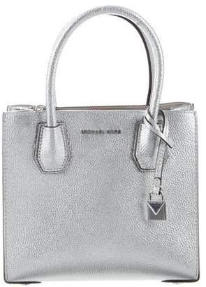 4b44c2938991 MICHAEL Michael Kors Mercer Metallic Shoulder Bag
