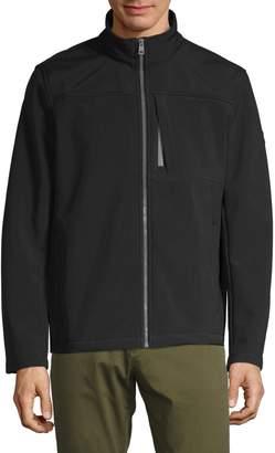 Calvin Klein Classic Front-Zip Jacket