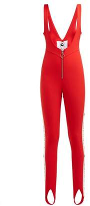 Cordova - The Vail Bib Ski Suit - Womens - Red Multi