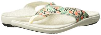 Spenco Yumi Bloom Women's Sandals