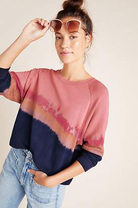 Velvet by Graham & Spencer Jamie Tie-Dyed Pullover