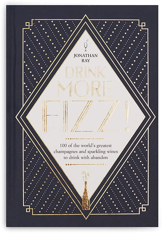 Oasis DRINK MORE FIZZ BOOK