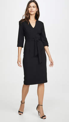 Black Halo Madeline Sheath Dress
