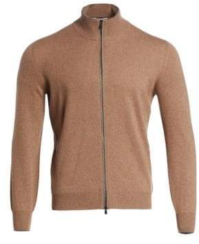 Brunello Cucinelli Cashmere Full Zip Sweater
