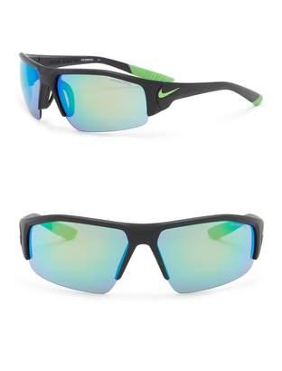 Nike Men's Skylon Ace XV 75mm Wrap Sunglasses
