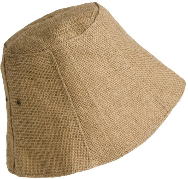 Carolina Amato Jute Hat (For Women)