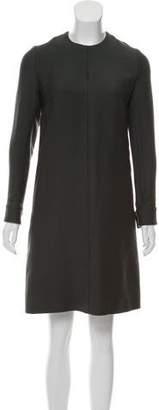 Cacharel Knee-Length Wool Dress